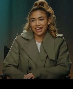 Paige Hurd Power Book II Ghost Lauren Cropped Jacket