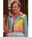 Ravens Home S04 Sasha Pastel Moto Jacket