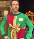 Ryan Reynolds Ugly Xmas Sickkids Sweater For Unisex