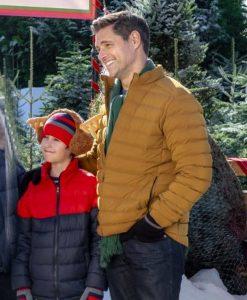 A Godwink Christmas Second Chance First Love Puffer Jacket