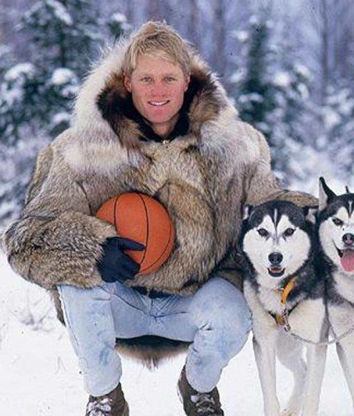 Steve Kerr Fur Coat With Hood