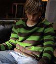 Tate Langdon Green Sweater