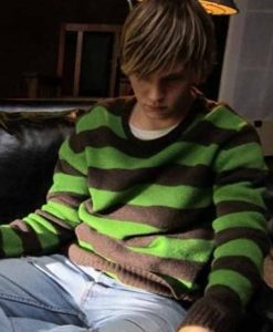 Tate Langdon Green Sweater