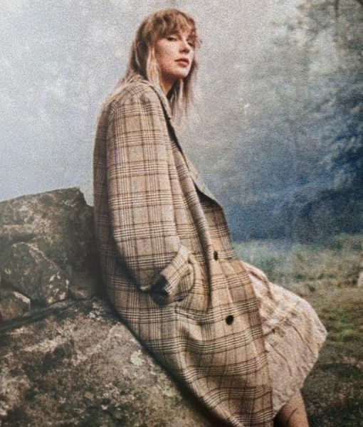 Taylor Swift Folklore Coat