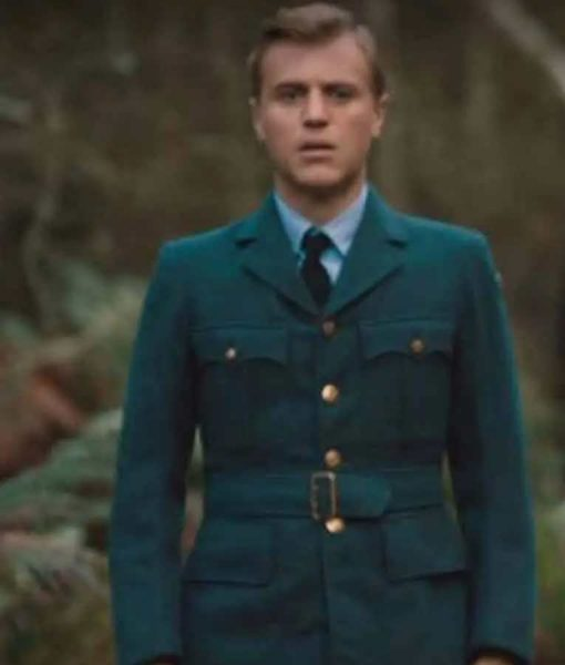 The Dig Johnny Flynn Coat