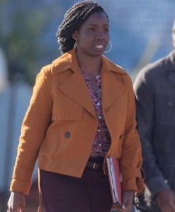 The Falcon And The Winter Soldier Adepero Oduye Jacket
