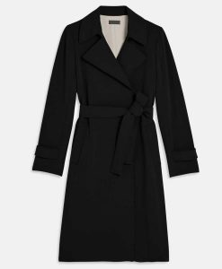 The Flight Attendant Kim Trench Coat