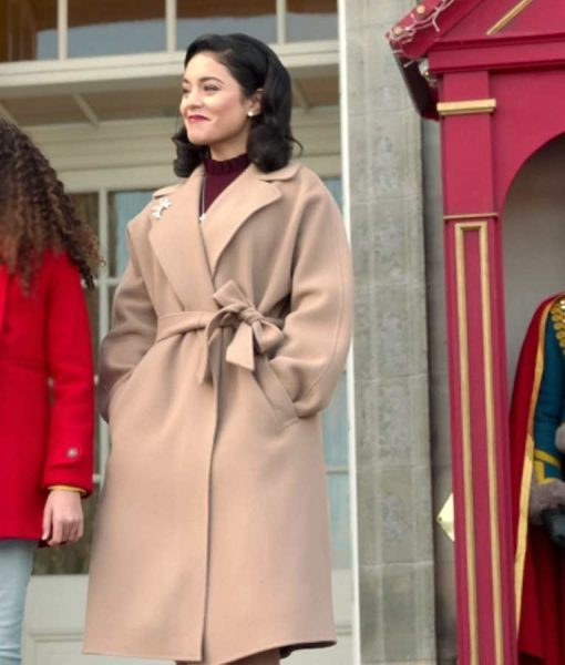 The Princess Switch Switched Again Stacy Coat