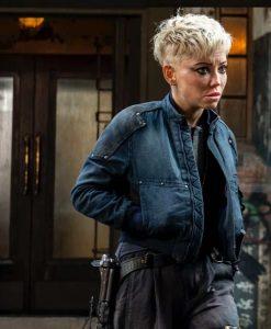 Marama Corlett The Watch 2020 Angua Jacket