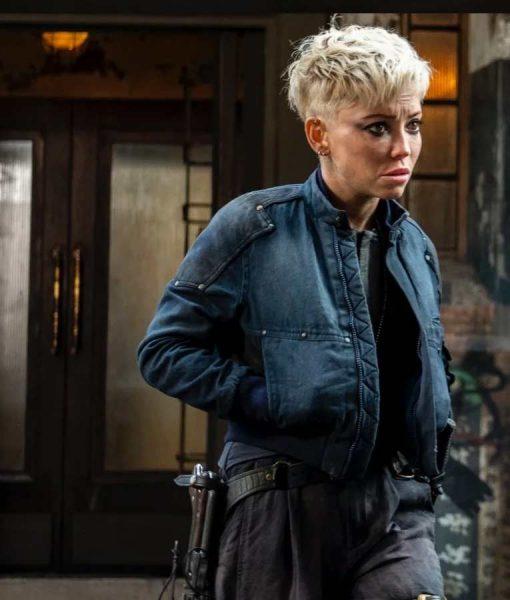 The Watch Marama Corlett Jacket
