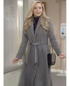 The Young and the Restless Abby Newman Coat