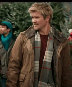 Too Close For Christmas Paul Barnett Brown Jacket