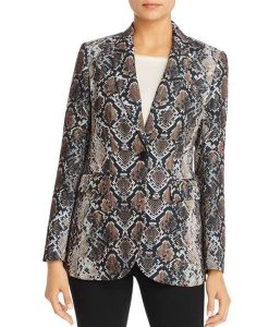 The Young and the Restless Snakeskin Blazer