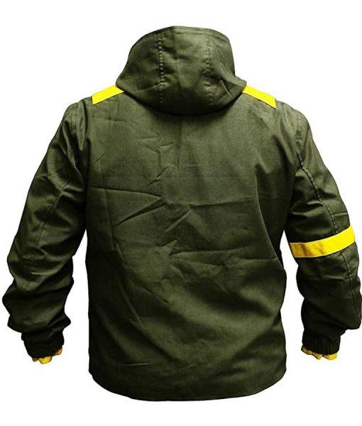 Tyler Joseph Twenty One 21 Pilots Jacket With Hood