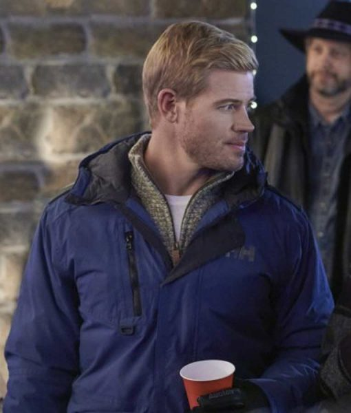 Two For The Win Trevor Donovan Jacket With Hood