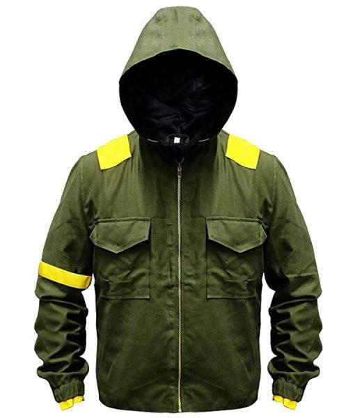 Tyler Joseph 21 Pilots Jacket With Hood