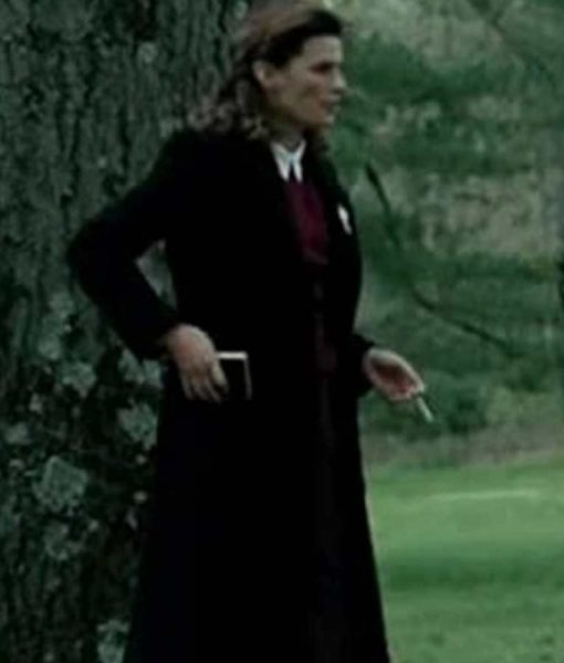 Vera Atkins A Call To Spy Stana Katic Coat