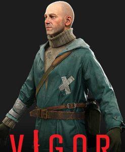 Vigor Pablo Poliakov Rain Jacket With Hood
