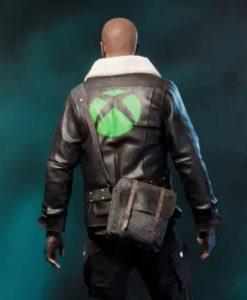 Vigor Xbox 1 Leather Jacket