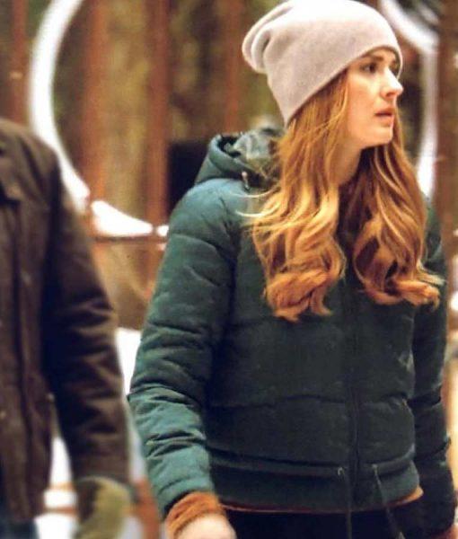 Virgin River S02 Melinda Monroe Puffer Jacket