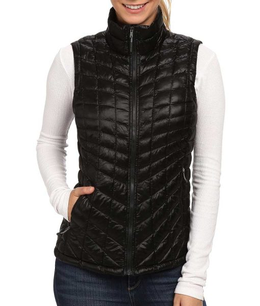 Virgin River Season 02 Melinda Monroe Black Vest