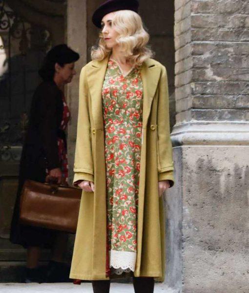 Virginia Hall A Call to Spy Coat