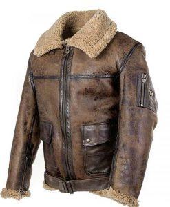 Arnold Schwarzenegger Aviator RAF B6 Jacket