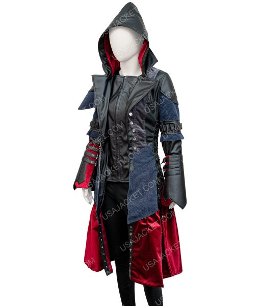 Assassin's Creed Syndicate Evie Frye Leather Coat