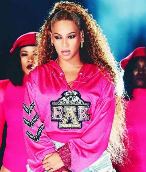 Beyonce Coachella Cropped Hoodie