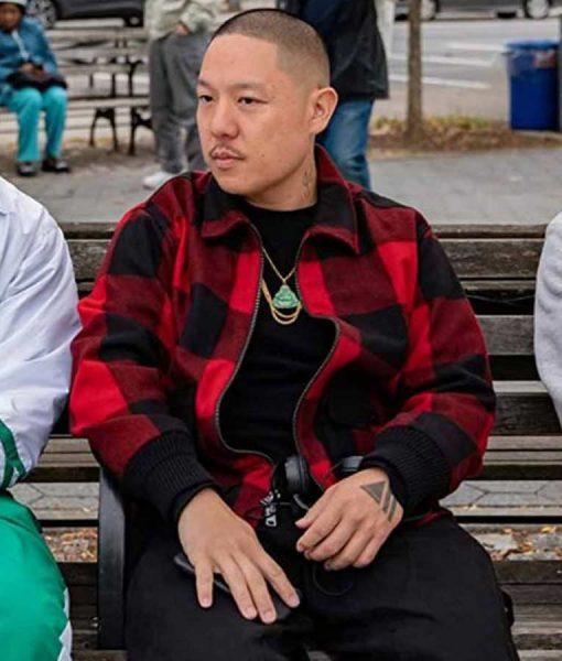 Boogie Eddie Huang Jacket