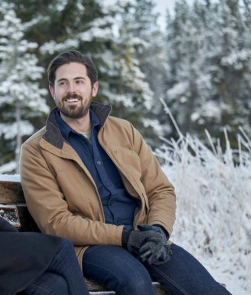 Chris McNally Snowkissed Noah Brown Jacket