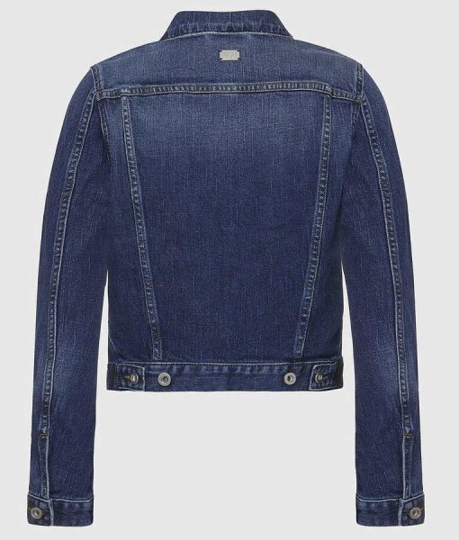 Fate The Winx Saga Aisha Blue Denim Jacket