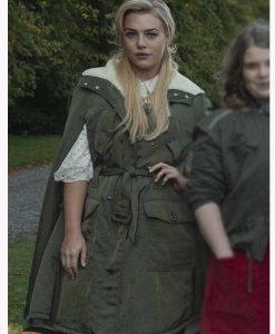 Fate The Winx Saga Hannah van der Westhuysen Coat