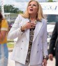 Filthy Rich 2020 Margaret Monreaux White Peacoat