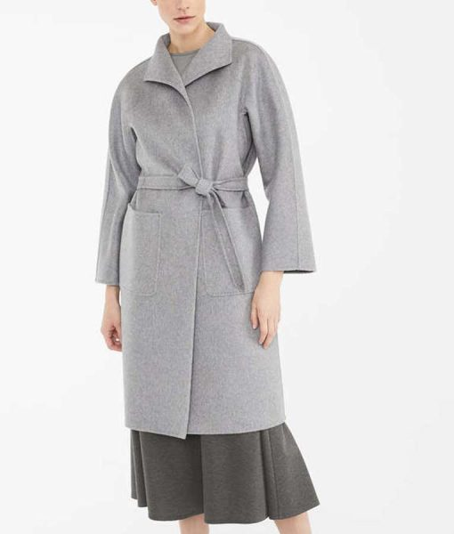 Finding Alice Keeley Hawes Trench Coat