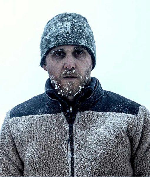 Johannes Kuhnke Red Dot Einar Sherpa Jacket