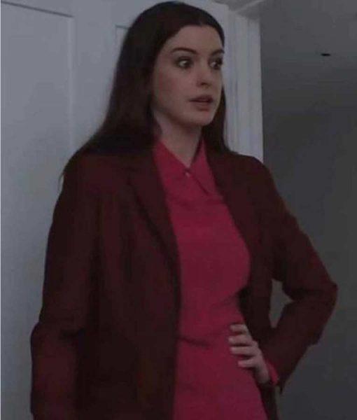 Locked Down 2021 Anne Hathaway Blazer