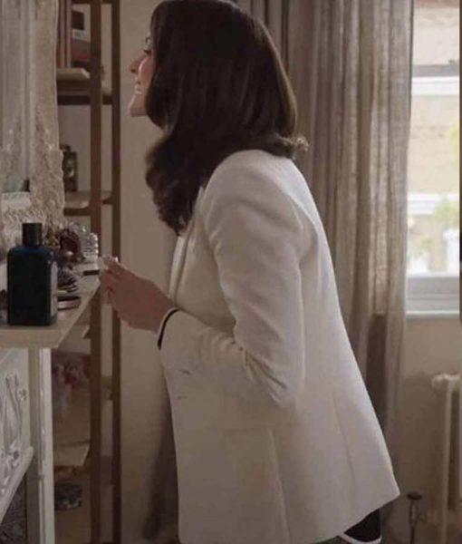 Locked Down 2021 Anne Hathaway Coat