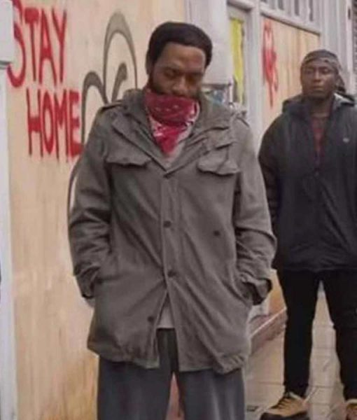 Locked Down Chiwetel Ejiofor Jacket