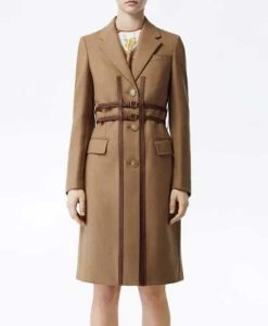 Anna Kendrick Love Life Darby Carter Trench Coat