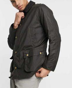 Lupin 2021 Omar Sy Cotton Jacket