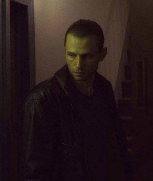 Payback 2021 Matt Levett Leather Jacket