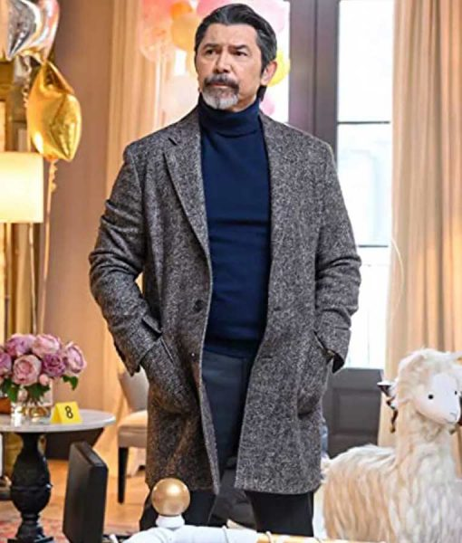 Prodigal Son Gil Arroyo Grey Coat