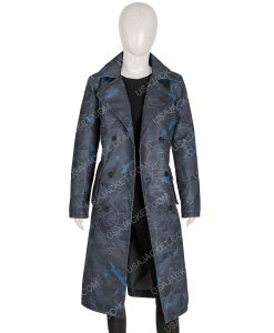 Robyn McCall The Equalizer 2021 Coat