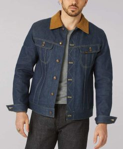 Storm Rider Lee Blue Denim Jacket