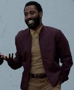 Tenet John David Washington Bomber Jacket