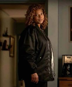 The Equalizer 2021 Queen Latifah Jacket