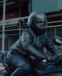 The Equalizer 2021 Robyn McCall Leather Jacket