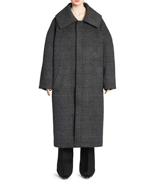 The Equalizer 2021 Robyn McCall Long Coat