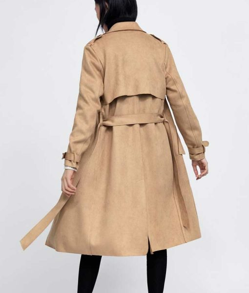 The Young and the Restless Sharon Newman Rosales Duster Coat